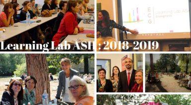 Rentrée de Learning Lab ASH : c'est reparti pour un an de pl…