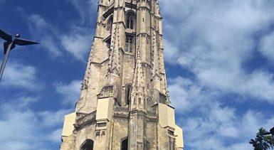 Saint-Genès Lycée faire découvrir  #Bordeaux aux corresponda…