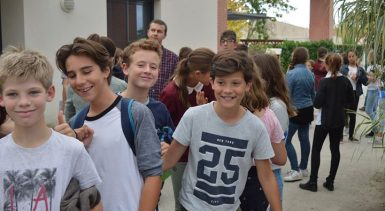 Le collège Saint Seurin participe aux jours uniques de décou…