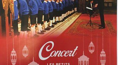 concert pour  #ecg33 : les petits chanteurs de Bordeaux ce s…