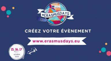 #ERASMUSDAYS 2020