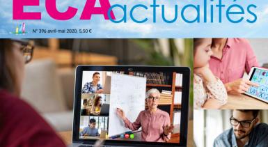 Magazine ECA gratuite ce mois et en ligne !