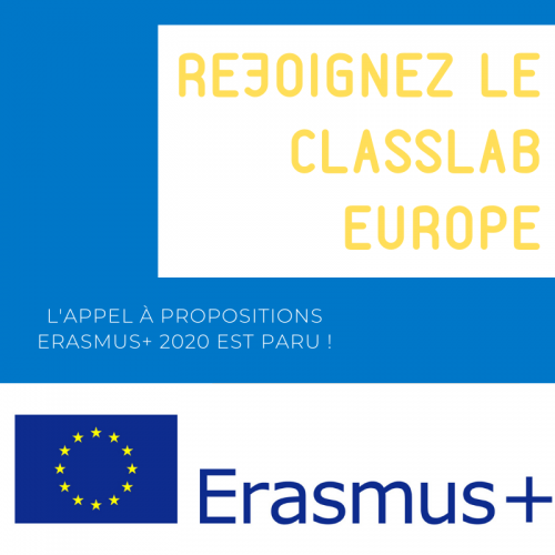 OUVERTURE DU CLASS LAB EUROPE