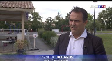 Entretien avec TF1 : la gestion comme il le faut !