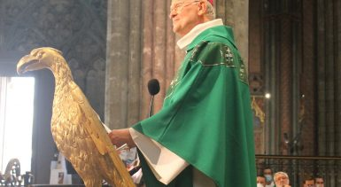 Le diocèse de Bordeaux nous propose une rétrospective de 2020