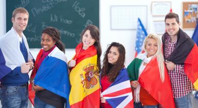 Cette semaine : la semaine des langues vivantes !