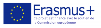 logo erasmus avec disclaimer