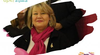 La Présidente de l'APEL Gironde interviewée par RCF Bordeaux