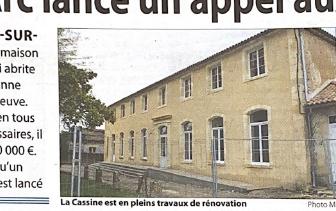 Jeanne d'Arc à Saint-Ciers-sur-Gironde fait appel…